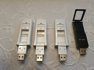 Lot of 4 3G Verizon USB Modems - 3 Pantech UM175 + 1 1 Novatel USB727 - FreeShip