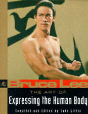 The Art of Expressing the Human Body (Bruce Lee Library), Good Condition Book, B