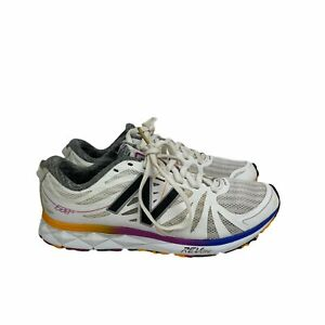 New Balance Women's 1500 v2 Running Shoes White Size 7B Lace up Sneakers