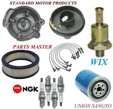 Tune Up Kit Filters Cap Spark Plugs Wire For FORD MUSTANG II L4 2.3L; 2Bbl 1978