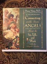 Connecting with your Angels by Doreen Virtue How to see, talk and work tapes