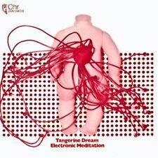 Electronic Meditation by Tangerine Dream (180g LTD Vinyl),2012 Cherry Red