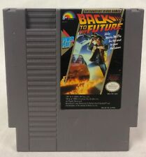 Back To The Future NES Game Cartridge Used Nintendo Entertainment System