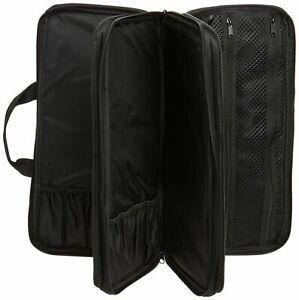 30 Slot Chef Knife Roll Bag Chef School Knife Storage Carry Case Backpack Wallet