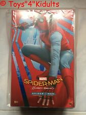 Hot Toys MMS 414 Spider-Man Homecoming (Homemade Suit Version) Peter Parker NEW
