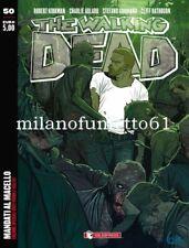 The Walking Dead n.50 Saldapress Variant Cover R. KIRKMAN Lucca Comics 2017