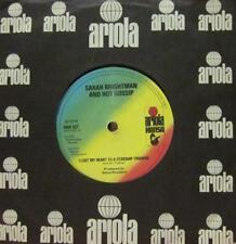 "Sarah Brightman & Hot Gossip(7"" Vinyl)I Lost My Heart To A Starship Tro-VG/NM"