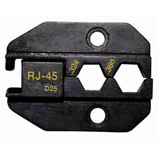 Eclipse 902-054 Combi-Die of Rj-45 We/Ss; Modular plugs and Rg6/6Q (Ca
