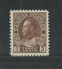 CANADA # 108c (Dry Print) MNH KING GEORGE V