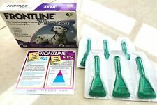 Frontline Plus Flea & Tick Treatment for Large Dog(45-88 lbs) Control , 6 doses