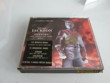 MICHAEL JACKSON-HISTORY-GERMAN 2 CD-52 PAGES BOOKLET-GOLD EDTION EPC4747092