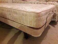 TWO CRAFTMATIC ELECTRIC MOTORISED FULLY ADJUSTABLE SINGLE BEDS