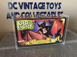 Vintage Mattel 1978 Gre-Gory Gregory the Vampire Bat GreGory W/ Box Acrylic Case