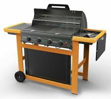Barbecues gaz gris
