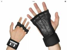 Cross Training Gloves with Wrist Support made by Titan Size Small