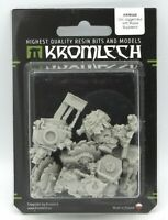 Kromlech KRM049 Orc Juggernaut with Rippa Buzzsaws (Random) Ork Mecha-Armor NIB