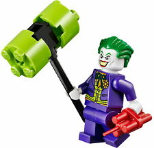 LEGO DC Super Heroes Joker MINIFIG new from Lego set #10672