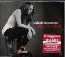 Stefanie Heinzmann-Like A Bullet cd maxi single incl video