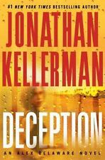 Alex Delaware: Deception by Jonathan Kellerman (2010, Hardcover)