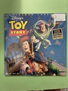 TOY STORY THX Laser Disc /Laserdisc