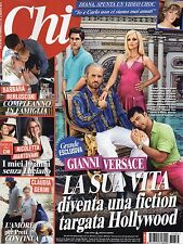 Chi 2017 33.Gianni Versace-Edgar Ramirez,Kate Moss,Sting,Lady Diana Spencer