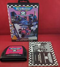 Micro Machines 2 Turbo Tournament Sega Mega Drive VGC