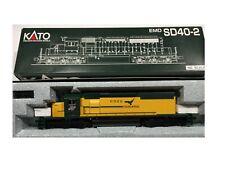 Kato 37-2704 H0 EMD SD40-2 Chicago & North Western #6922