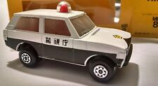 Matchbox Superfast Japanese 8 Range Rover Police Car