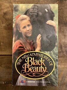 The New Adventures Of Black Beauty VHS Set Questar Volume 1, 2 -Brand New Sealed