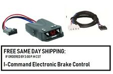 5504 Draw Tite Brake control with Wiring Harness 3020 FOR 1995-2011 Dodge