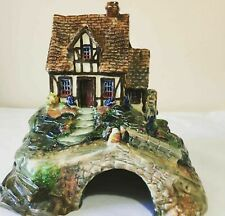 Rare Royal Doulton Watermill Pastille Burner c1930