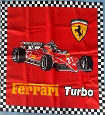 FERRARI TURBO FLAG