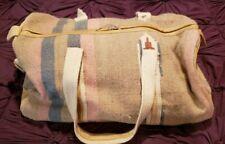 Travel Duffle Bag & Shoulder Strap  - Damaged Fabric Handle