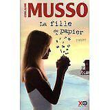 Guillaume Musso - La fille de papier - 2010 - Broché
