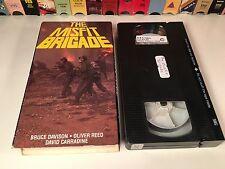 * The Misfit Brigade aka Wheels of Terror 1987 WWII Action VHS Gordon Hessler