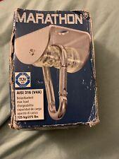 Marathon Aisi 316 V4a Swing Hanger w Ball Bearing Stainless Steel Germany