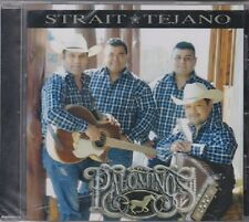 "*Tejano CD-Los Palominos-""Strait Tejano""-NEW-Tejano TexMex Latin CD SEALED (#80)"