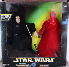 STAR WARS TALKING EMPEROR PALPATINE & ROYAL GUARD FIGURES NO: 57107 - NEW/SEALED