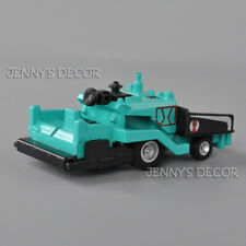 1:60 Diecast Metal Construction Equipment Paver Vehicle Model Toy Replica
