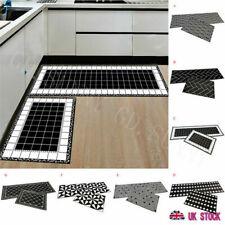 1Set Home Kitchen Floor Mat Non Slip Anti Fatigue Area Rugs Doormats Decor