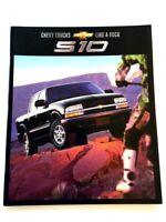 2002 Chevrolet S-10 S10 Pickup Truck 34-page Sales Brochure - Xtreme ZR2