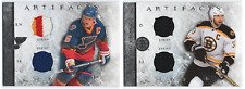 2012-13 Artifacts Horizontal Jerseys GU /36 Pick Any Complete Your Set