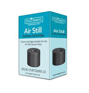 STILL SPIRITS  AIR STILL CARBON CARTRIDGE X1 PACK CONTAINS 10 CARTRIDGES