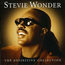 Definitive Collection - Stevie Wonder (2002, CD NEUF)