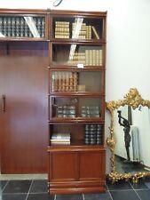 Bücher-/Sammlerschrank Vitrine Globe Wernicke White Cedar kirschfarben neu