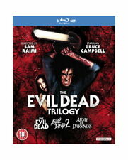 The Evil Dead Trilogy (1992) [New Blu-ray]