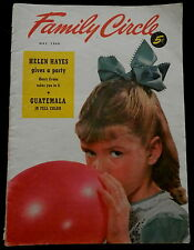 Family Circle Magazine May 1948
