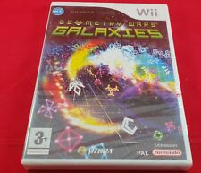 Brand New and Sealed Geometry Wars: Galaxies (Nintendo Wii)