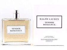 Ralph Lauren Tender Romance Eau De Parfum Natural Spray 3.4fl.oz./100ml NEW TST