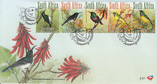 Nature Used African Stamps